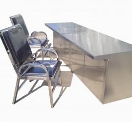 工业不锈钢家具